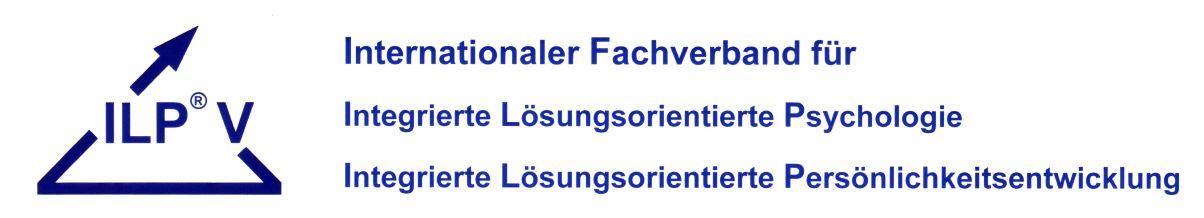 Logo Internationaler Fachverband für Integrierte Lösungsorientierte Psychologie